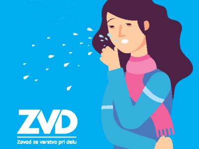 Preprečevanje širjenja nalezljivih bolezni dihal